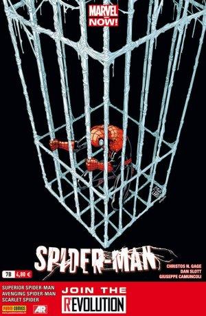 Avenging Spider-man # 7 Kiosque V4 (2013 - 2014)