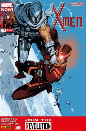 Uncanny X-Men # 7 Kiosque V4 (2013 - 2015)