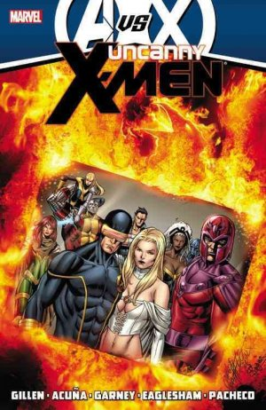 Uncanny X-Men édition TPB softcover (souple) - Issues V2
