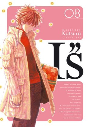 couverture, jaquette I''s 8 Perfect (Tonkam) Manga