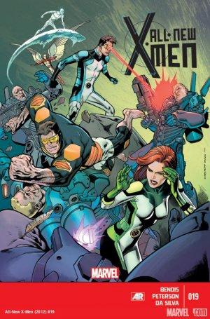 All-New X-Men # 19 Issues V1 (2012 - 2015)