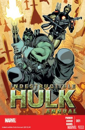 Indestructible Hulk édition Annual (2013)