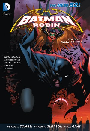 Batman & Robin # 1 TPB softcover (souple) - Issues V2