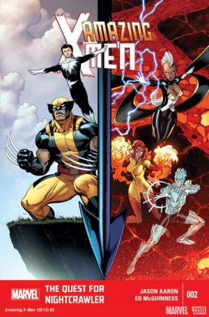 Amazing X-Men # 2 Issues V2 (2013 - 2015)