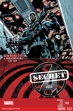 Secret Avengers # 12 Issues V2 (2013 - 2014)