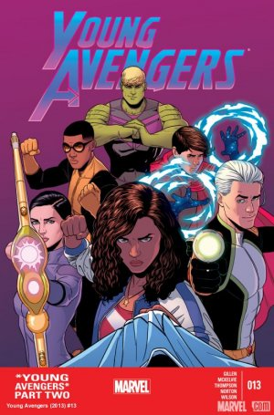 Young Avengers # 13 Issues V2 (2013 - 2014)