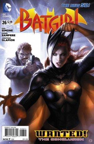 Batgirl # 26 Issues V4 (2011 - 2016) - The New 52