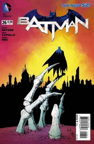 Batman # 26 Issues V2 (2011 - 2016) - The New 52