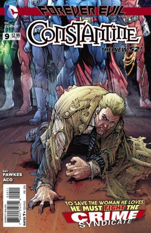 Constantine # 9 Issues V1 (2013 - 2015)
