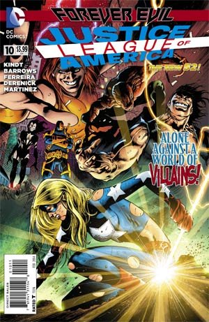 Justice League Of America # 10 Issues V4 (2013 - 2014)