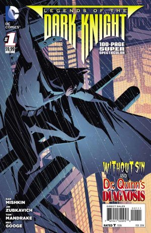 Batman - Legends of the Dark Knight édition 100-Page Super Spectacular (2013 - 2014)