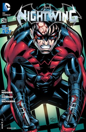 Nightwing # 26 Issues V3 (2011 - 2014) - The New 52