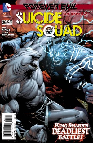 Suicide Squad # 26 Issues V4 (2011 - 2014)