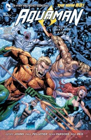 Aquaman # 4 TPB hardcover (cartonnée) - Issues V7
