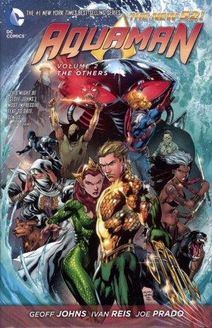 Aquaman # 2 TPB softcover (souple) - Issues V7