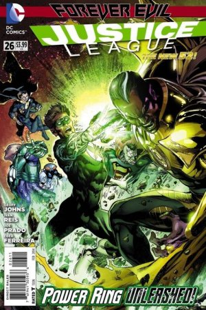 Justice League # 26 Issues V2 - New 52 (2011 - 2016)
