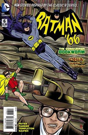 Batman '66 # 6 Issues V1 (2013 - 2015)