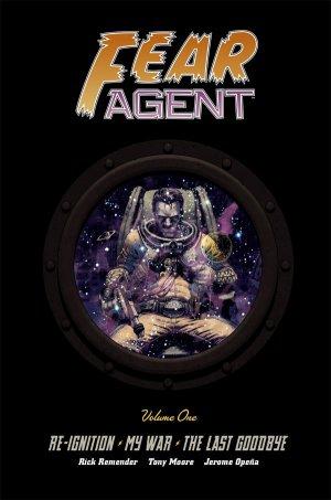 Fear Agent édition TPB hardcover (cartonnée)