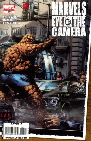 Marvels - L'Oeil de l'Objectif édition Issues (2009 - 2010)