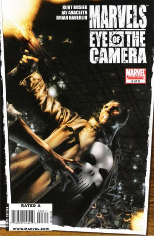 Marvels - L'Oeil de l'Objectif # 3 Issues (2009 - 2010)