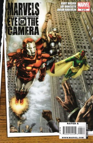 Marvels - L'Oeil de l'Objectif # 4 Issues (2009 - 2010)