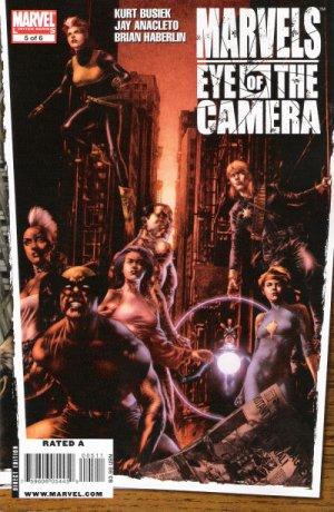 Marvels - L'Oeil de l'Objectif # 5 Issues (2009 - 2010)