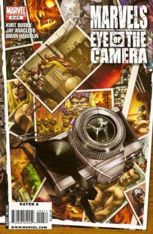 Marvels - L'Oeil de l'Objectif # 6 Issues (2009 - 2010)