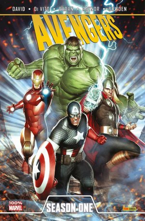 Avengers - Season one édition TPB softcover (souple)