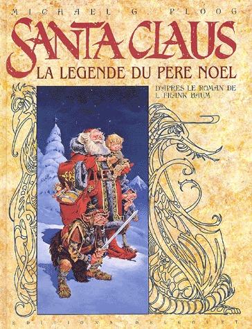 Santa Claus, la légende du Père Noël édition Simple (2002)
