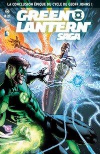 Green Lantern Saga T.21
