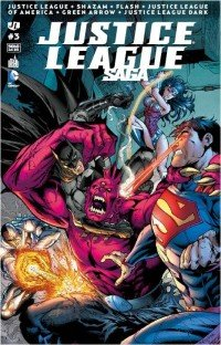 Justice League # 3 Kiosque mensuel