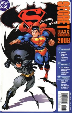 Superman / Batman - Secret Files and Origins 2003 édition Issues