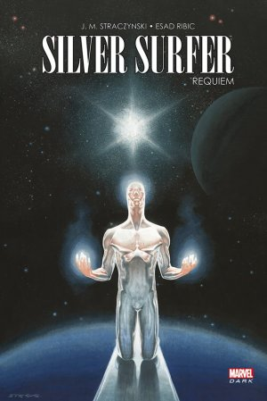 Silver Surfer - Requiem édition TPB hardcover (cartonnée)