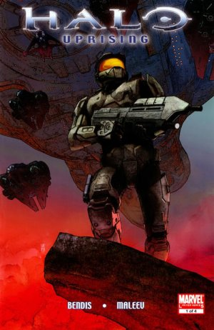 Halo - uprising édition Issues