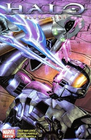 Halo - Blood line 4 - Halo, Blood Line Chapter 4