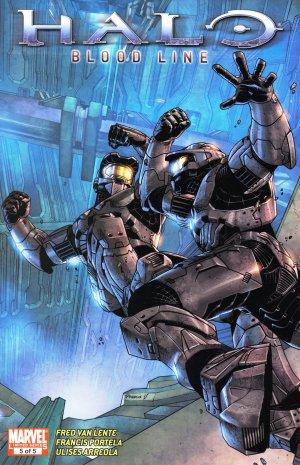 Halo - Blood line 5 - Halo, Blood Line Chapter 5