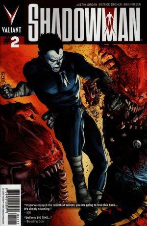 Shadowman # 2 Issues V3 (2012 - 2014)