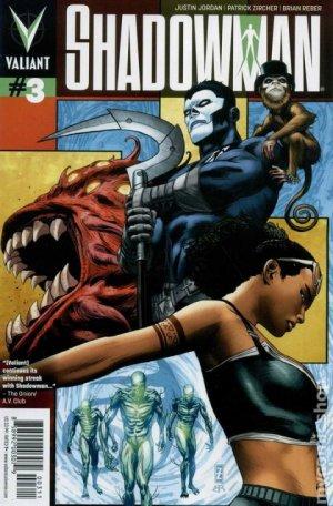 Shadowman # 3 Issues V3 (2012 - 2014)