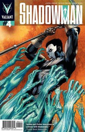 Shadowman # 4 Issues V3 (2012 - 2014)