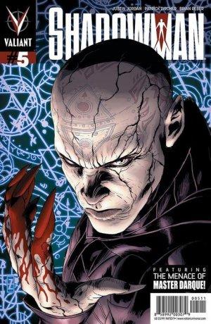 Shadowman # 5 Issues V3 (2012 - 2014)