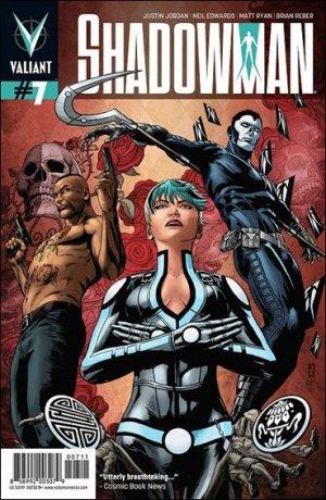 Shadowman # 7 Issues V3 (2012 - 2014)
