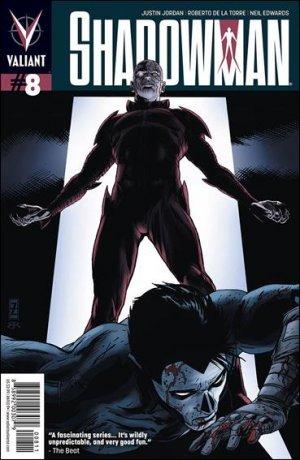 Shadowman # 8 Issues V3 (2012 - 2014)