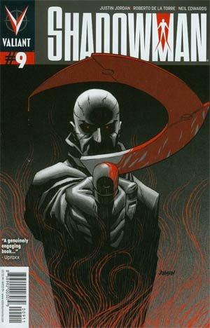 Shadowman # 9 Issues V3 (2012 - 2014)