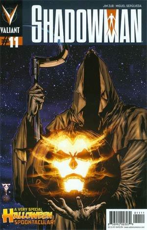 Shadowman # 11 Issues V3 (2012 - 2014)