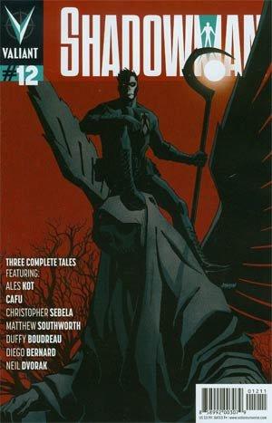 Shadowman # 12 Issues V3 (2012 - 2014)