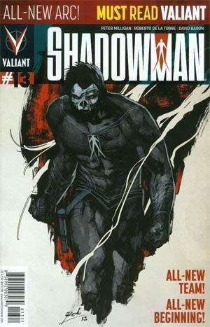 Shadowman # 13 Issues V3 (2012 - 2014)