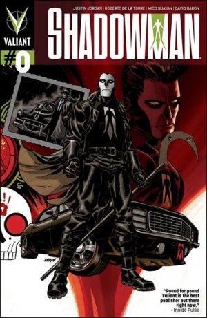 Shadowman # 0 Issues V3 (2012 - 2014)