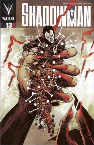 Shadowman # 13.1 Issues V3 (2012 - 2014)