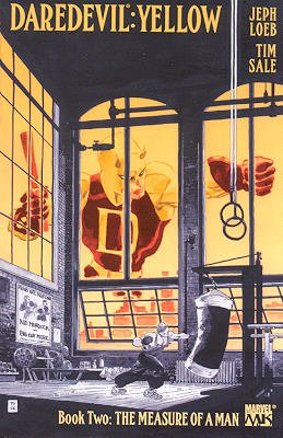 Daredevil - Yellow # 2 Issues (2001 - 2002)