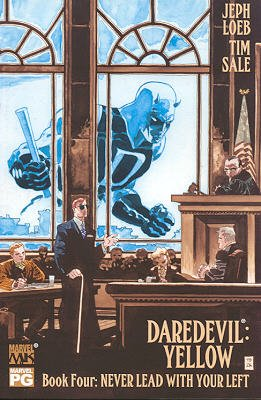 Daredevil - Yellow # 4 Issues (2001 - 2002)